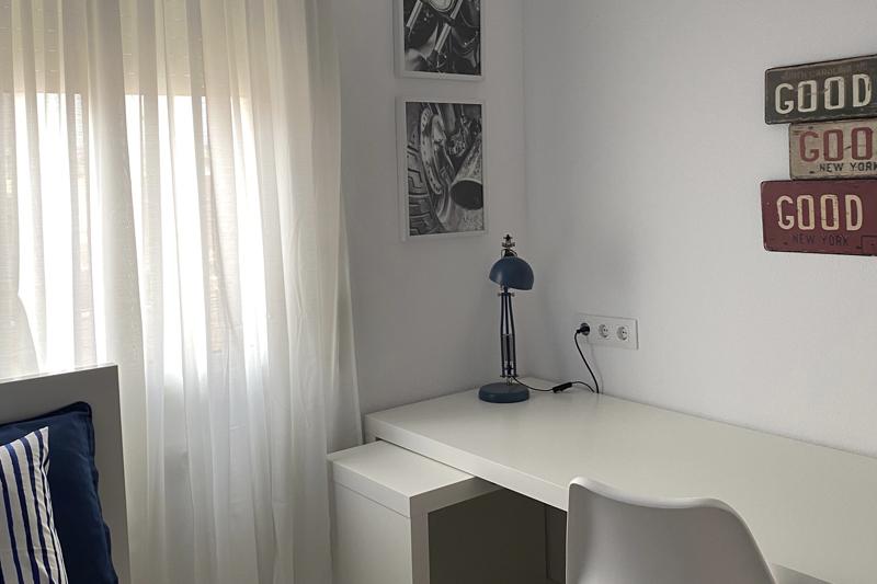 Vivivienda Sant Andreu interiorismo