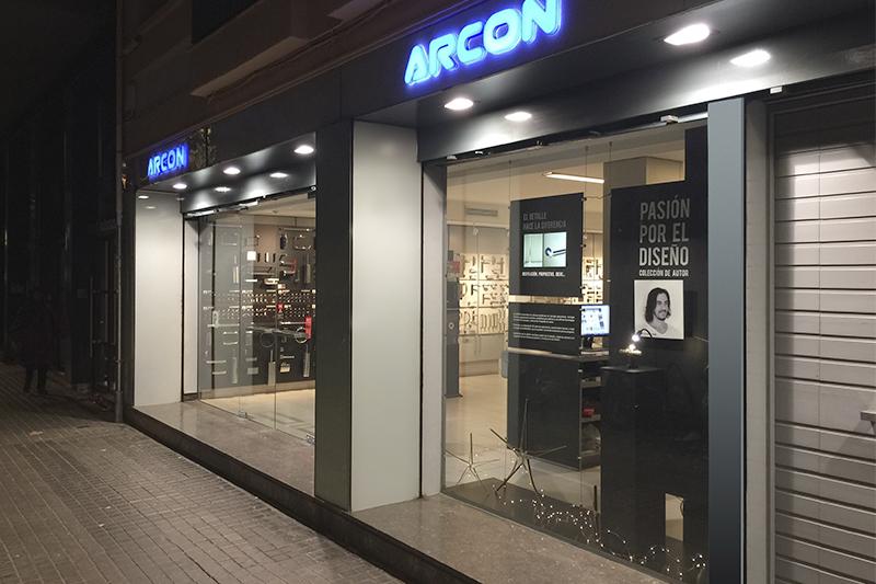 Escaparatismo ARCON - Barcelona